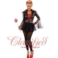 Adult Devilish Delights Costume