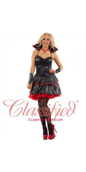 Dark Halloween Temptress
